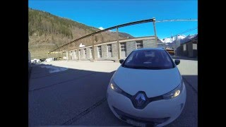 REMICHANICS #3: Bend it like Zoe! (Renault Zoe handling)