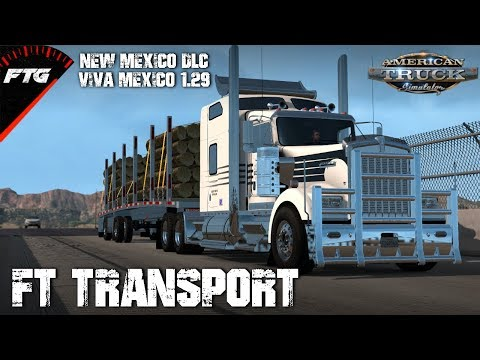 FT TRANSPORT | Wheelcam w/SKRS Shifter | NEW TRAILER MOD