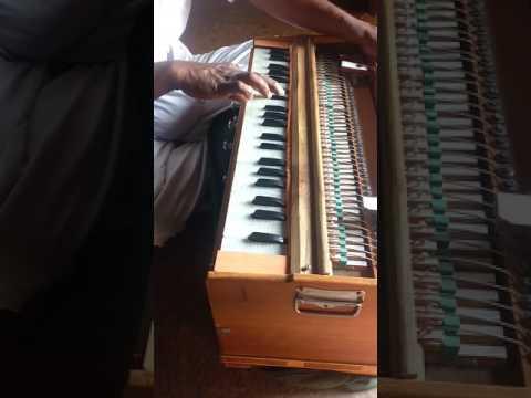 Harmonium note for jay jay ram krishna hari भजन