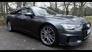 New Audi A6 review | Just how far has this new model of the A6 come? #AUDIA6