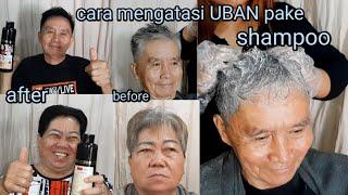 SHAMPO SEMIR RAMBUT HITAM INSTANT CULTUSIA ORIGINAL BLACK HAIR SHAMPOO