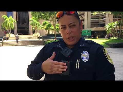 Sejika - Honolulu Police Beginning to Wear Body Cameras