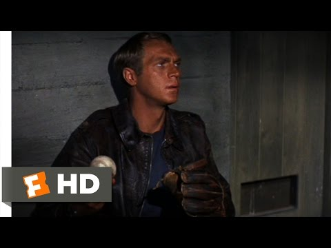 The Great Escape (2/11) Movie CLIP - The Cooler (1963) HD Mp3