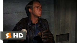 The Great Escape (2/11) Movie CLIP - The Cooler (1963) HD