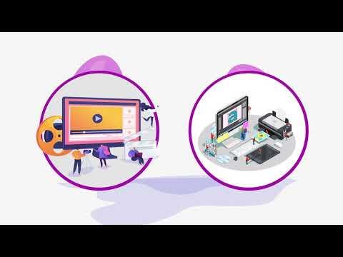 موشن جرافيك - شركات تسويق وتصميم مواقع وتطبيقات موبايل