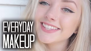 My Everyday Makeup | Maddi Bragg