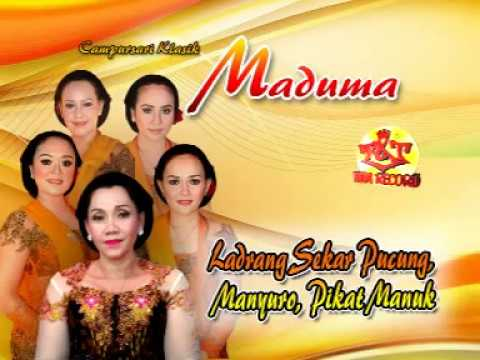 Campursari Klasik Maduma-Ladrang Sekar Pucung-Manyuro-Pikat Manuk