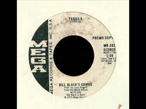 bill blacks combo + tequila + mega