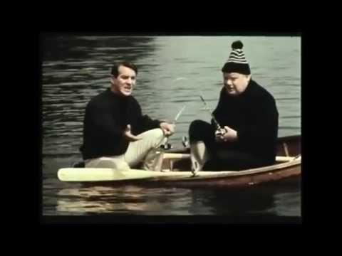Hold da helt ferie 1965  Fisketur