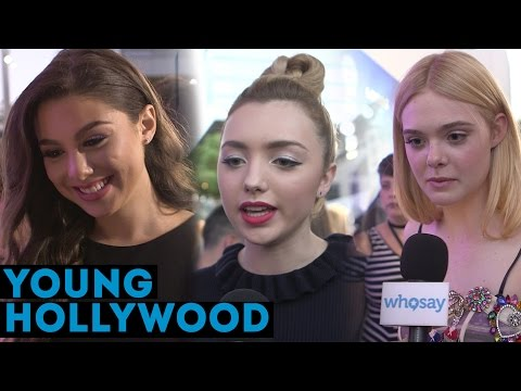 Elle Fanning, Peyton List, and More Step Out for Variety's Power of Young Hollywood Event