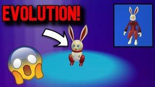 INSANE EMBIT EVOLUTION *OP*! Roblox Loomian Legacy