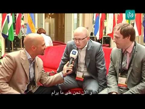 TechTech 18-6, about Ernst And Young 2012-Monte Carlo | Roya TV