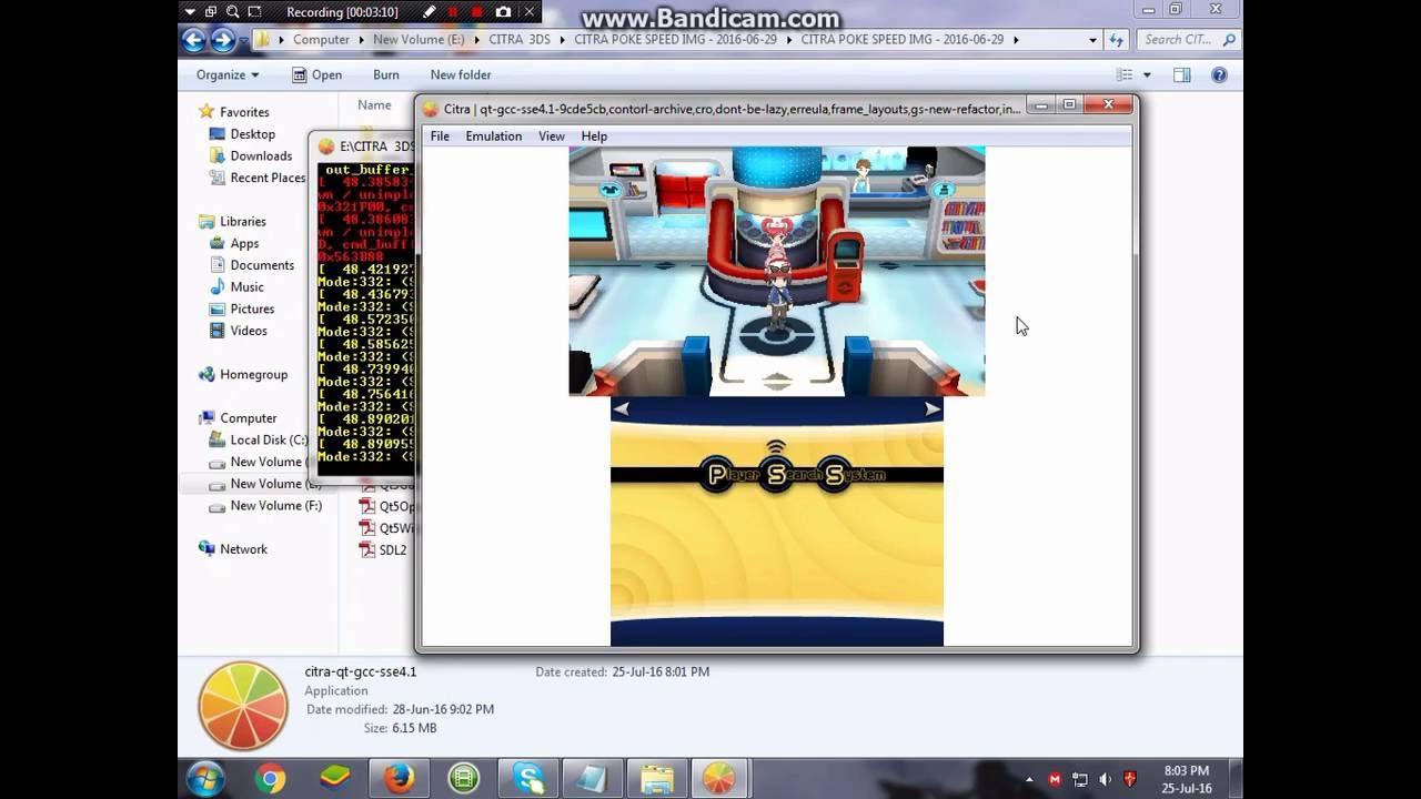 torrent 3ds emulator  bios
