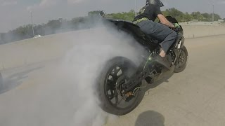 AMAZING Motorcycle DRIFTING Bike DRIFT GYMKHANA High Speed MOTO DRIFTER Suzuki GSXR 1000 DRIFTS 2016