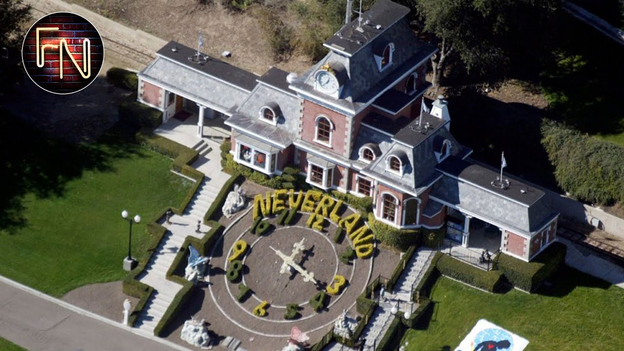 Neverland Ranch Heute