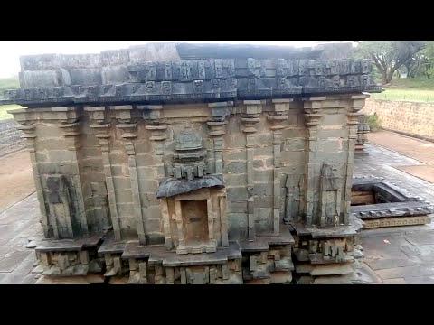 Bankapur Nagaresvar Temple | 60 Pillars Ancient Architecture