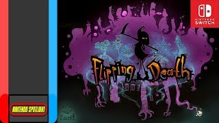 Pocket Edition: Flipping Death For Nintendo Switch REVIEW