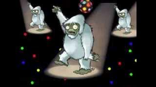 Растения против Зомби   ' Yeti ' Зомби могут Танцевать! feat  Сумасшедший Дэйв