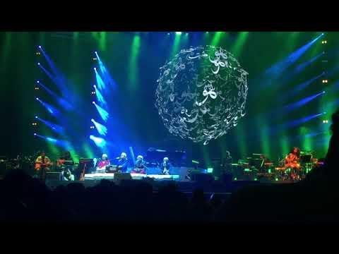Kun Faya Kun Full Video Song Rockstar | AR Rahman LIVE concert Auckland 2017.