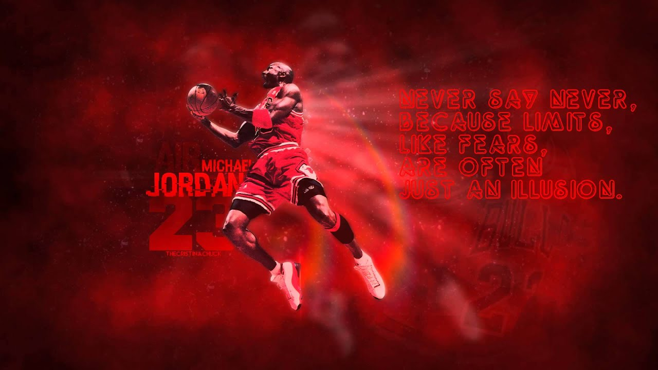Picture Of Nike Basketball Quotes Hd Wallpapers Never Say Never Because Limits Like Fears Are Often