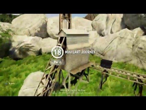 Tower Unite - 0.0.7.0: Weekly 1 - Minigolf With Devs - HD 60fps Gameplay
