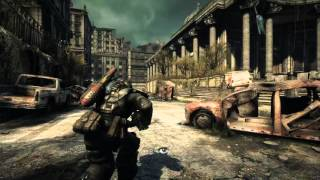Gears of War Ultimate Edition PC 4k Max settings