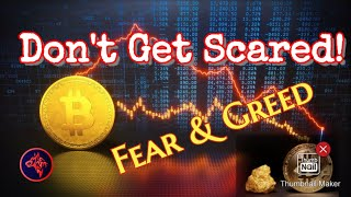 Bitcoin Down.. Don't Get Scared!! & Gold and Silver Market News
