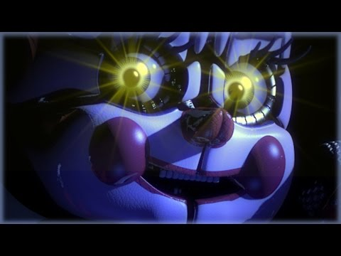 FNAF SISTER LOCATION BABY ANIMATRONIC REVEALED - Five Nights at Freddy's Sister Location Teaser