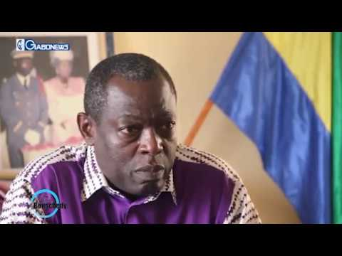 GABON / FACE À BOUSCHEDY : THÉOPHILE MAKITA NIEMBO