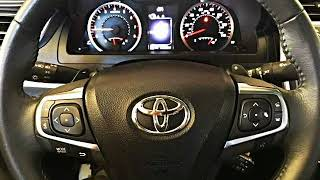 2016 Toyota Camry SE Used Cars - Irving,Texas - 2018-08-28