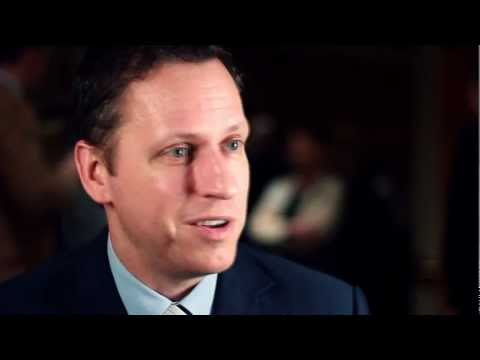 Peter Thiel on libertarianism, starting a campus newspaper, and some advice to students.
