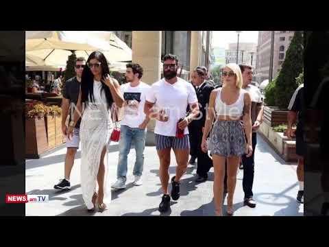 Everything On Dan Bilzerian's Visit To Armenia