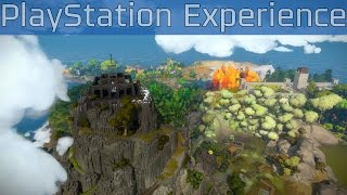 The Witness - PlayStation Experience Gameplay [HD]