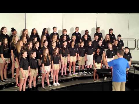 Fort Mill Middle School Disney Application  2016 choir