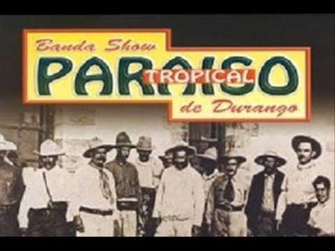 Paraiso Tropical De Durango- Maquina 501