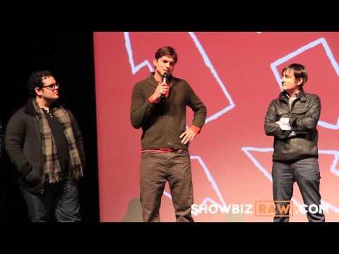 Ashton Kutcher's Steve Jobs fruitarian diet put him in the hospital