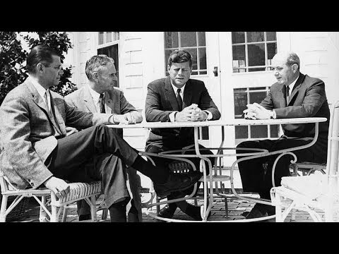 JFK Tapes - NATO Meeting, 5/20/63 (Taylor, McNamara & Rusk)