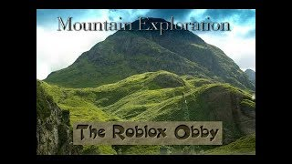 Roblox Mountain Exploration Obby The Summit