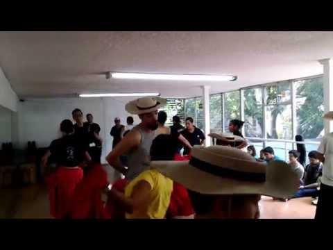 INTERCAMBIO CULTURAL CON MEXICO