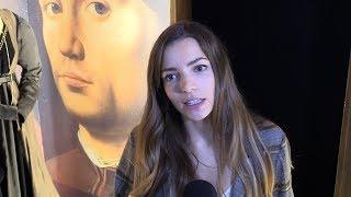 I Medici 3 - Intervista con Aurora Ruffino