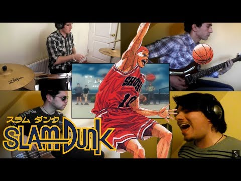 Slam Dunk - Quiero Gritar Te Amo (Opening 1) (Inheres Cover)
