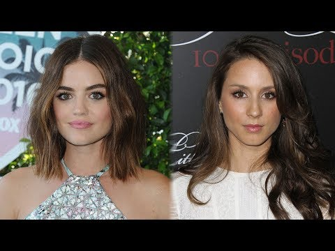Lucy Hale & Troian Bellisario APPEARING On Pretty Little Liars SpinOff?