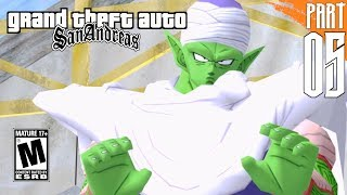 DBZ: SAN ANDREAS | Goku Story Mode part 5 [PC- HD]