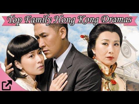 Top 20 Family Hong Kong Dramas  (All The Time)