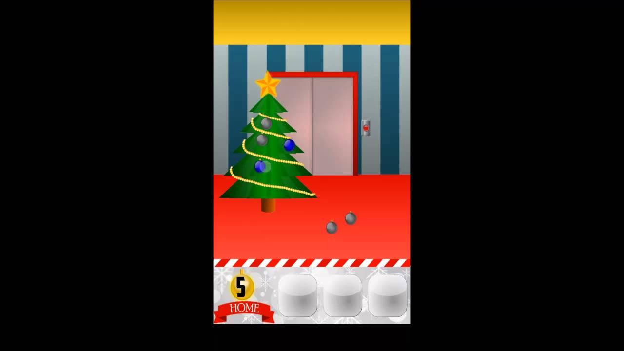 100 Floors Of Christmas Level 5 Walkthrough Youtube