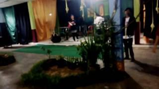 Gambar cover Funny duck rapper_ masih mencintainya live at balai desa simbarwaringin