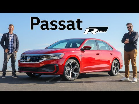 2020 Volkswagen Passat Review // Comfort On A Budget