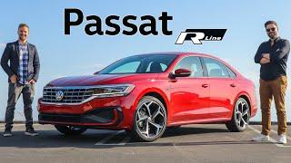 2020 Volkswagen Passat Review // Comfort On A Budget