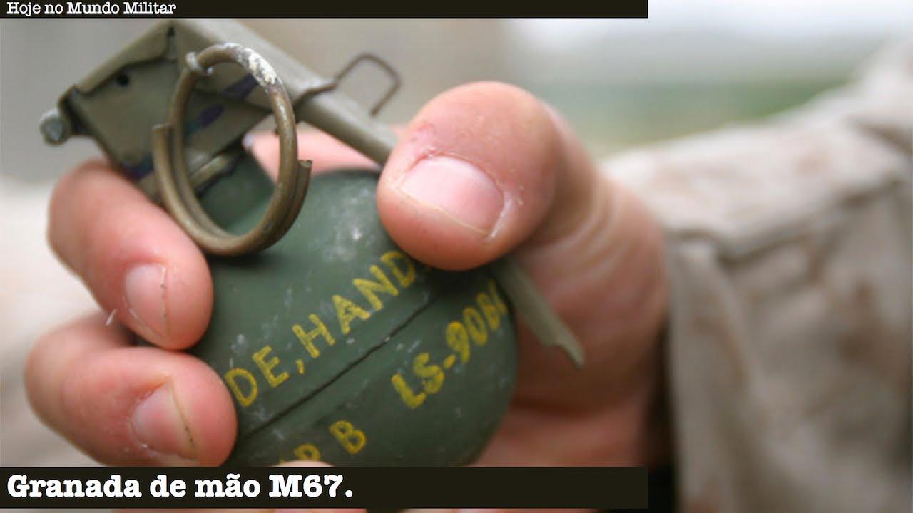 Granada De Mao M67 Youtube