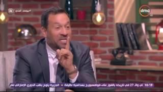 بالفيديو- ماجد المصري: حجاج عبد العظيم هو الوحيد الذي فلت من ضربي له في مسلسل